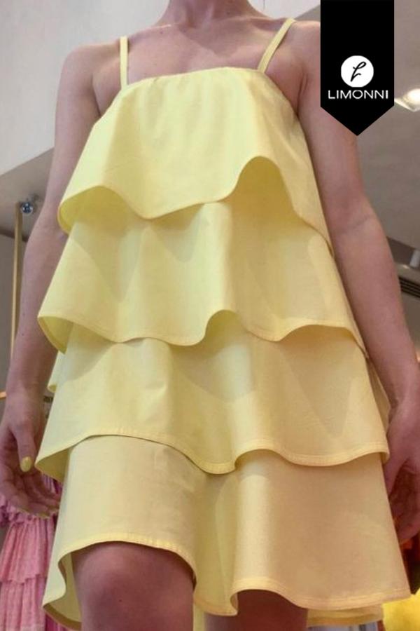 Vestidos para mujer Limonni Mailía LI3955 Cortos Casuales