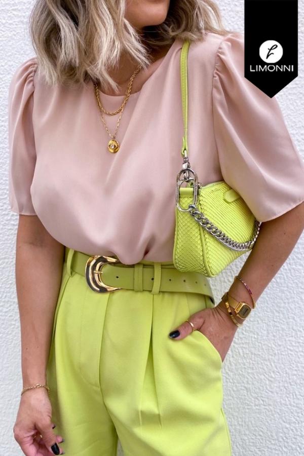 Blusas para mujer Limonni Mailía LI3958 Casuales