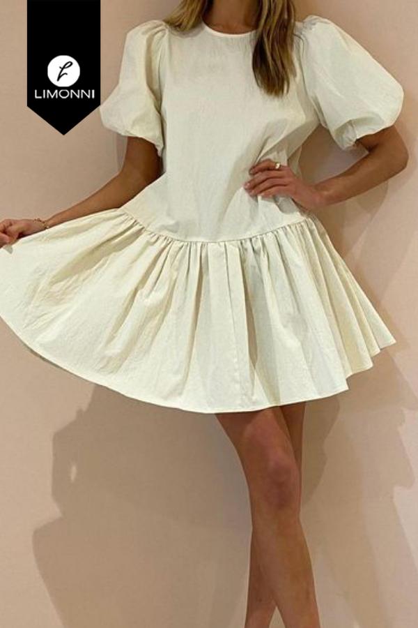 Vestidos para mujer Limonni Mailía LI3960 Cortos Casuales