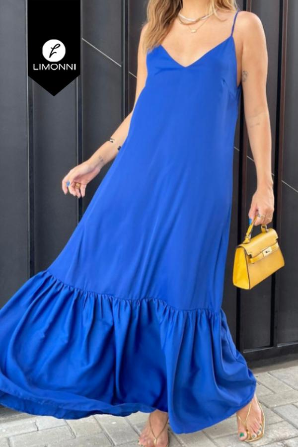 Vestidos para mujer Limonni Mailía LI3962 Maxidress
