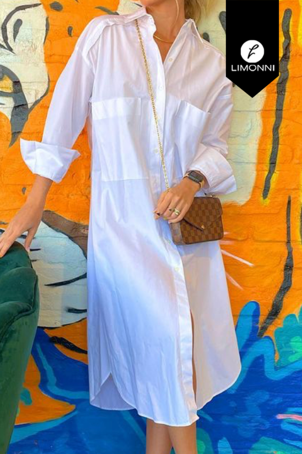 Vestidos para mujer Limonni Mailía LI3970 Cortos Casuales