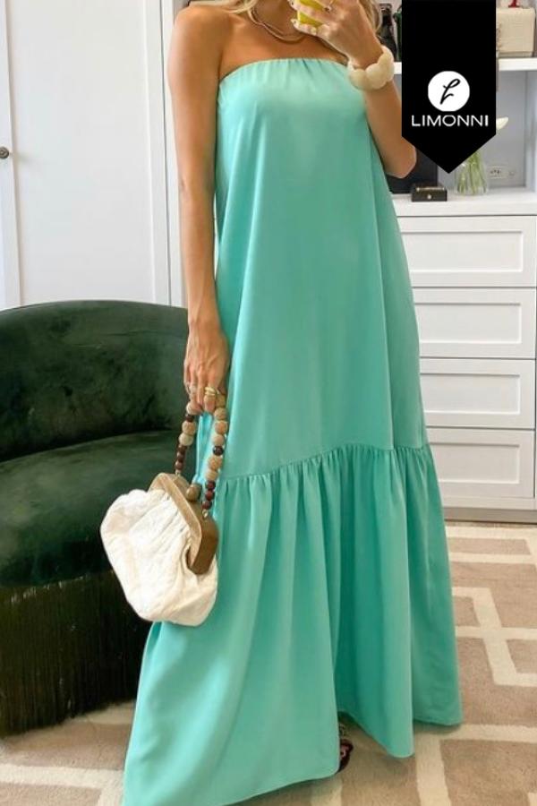 Vestidos para mujer Limonni Mailía LI3979 Maxidress