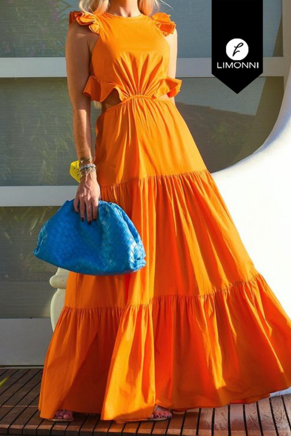 Vestidos para mujer Limonni Mailía LI3994 Maxidress