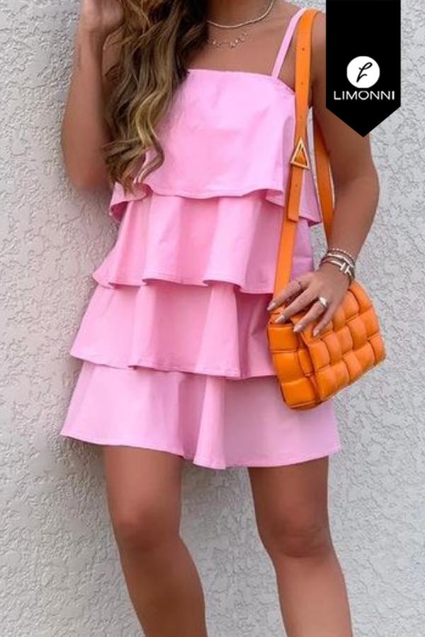 Vestidos para mujer Limonni Mailía LI3995 Cortos Casuales