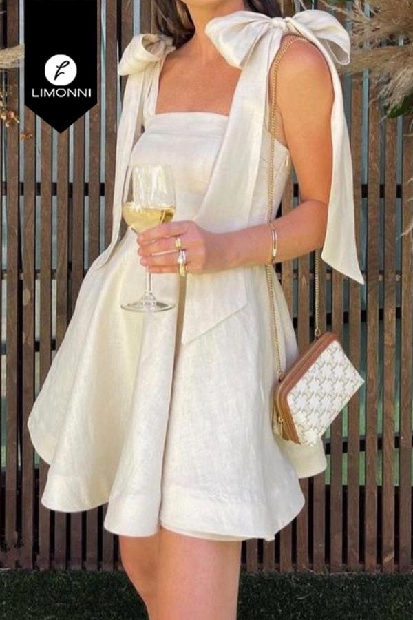 Bridal Limonni Mailía LI3997 Cortos elegantes