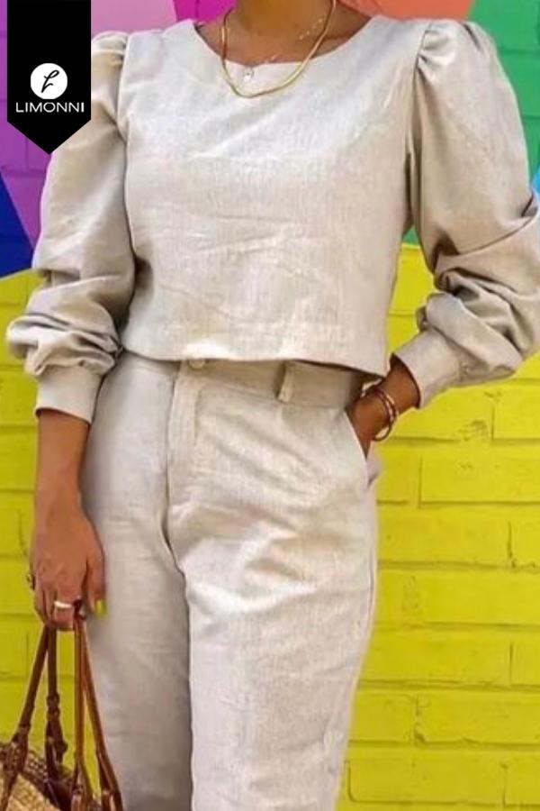 Blusas para mujer Limonni Mailía LI3999 Tops
