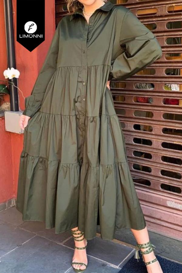 Vestidos para mujer Limonni Mailía LI4000 Maxidress