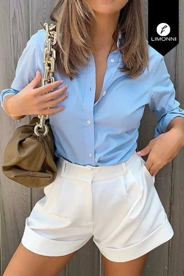 Blusas para mujer Limonni Visionary LI7984 Camiseras