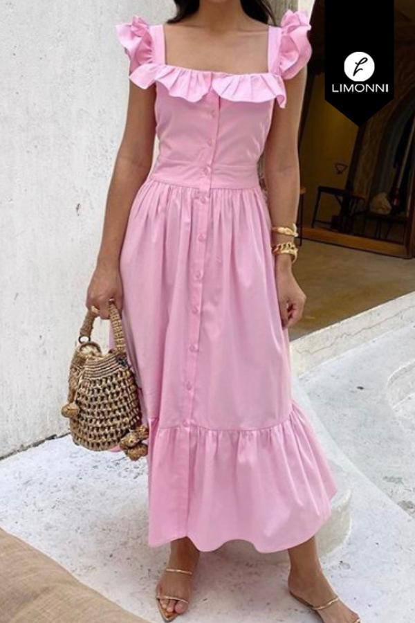 Vestidos para mujer Limonni Visionary LI7990 Maxidress