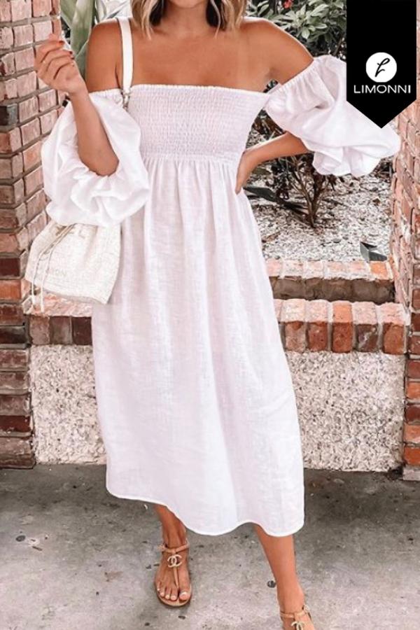 Vestidos para mujer Limonni Visionary LI7991 Maxidress