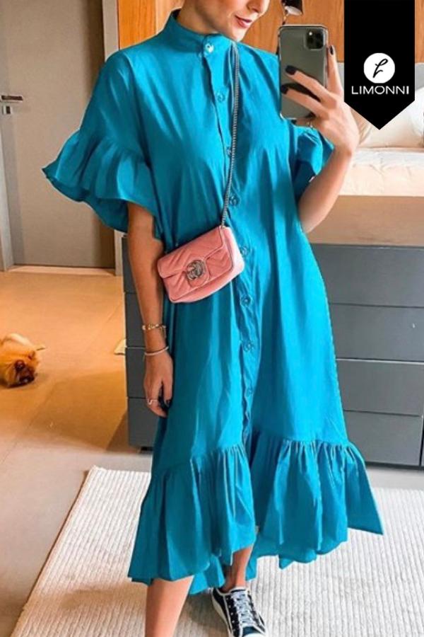 Vestidos para mujer Limonni Visionary LI7992 Maxidress