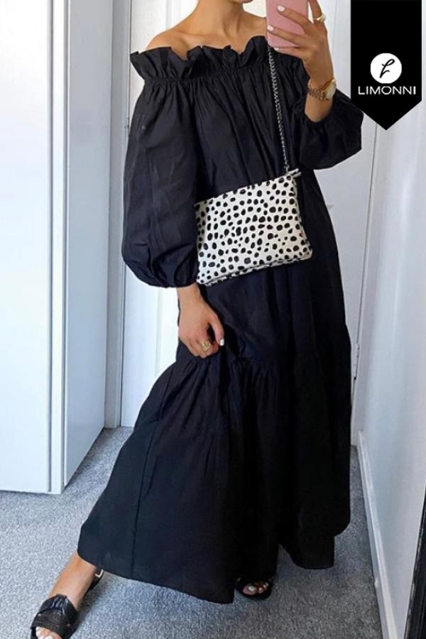 Vestidos para mujer Limonni Visionary LI7993 Maxidress