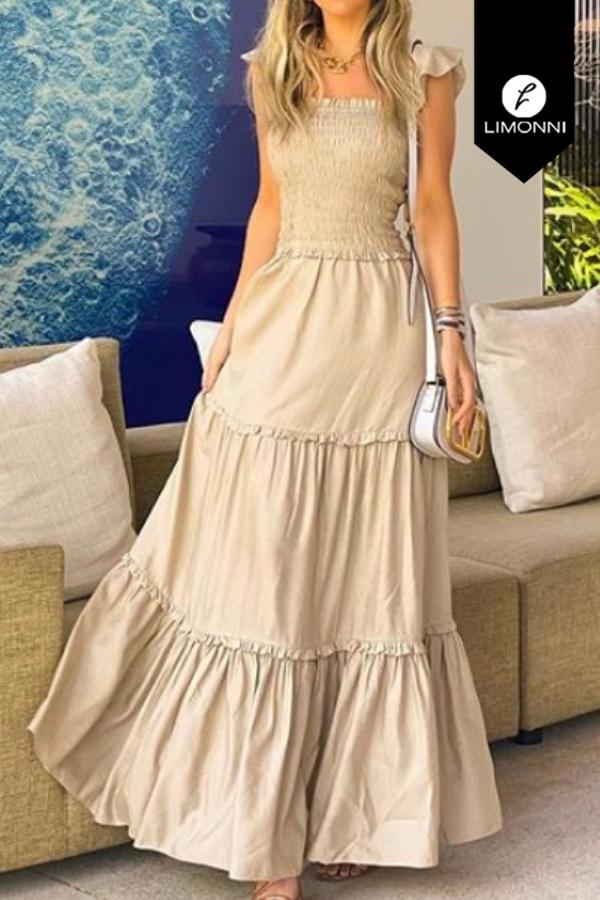 Vestidos para mujer Limonni Visionary LI7997 Maxidress