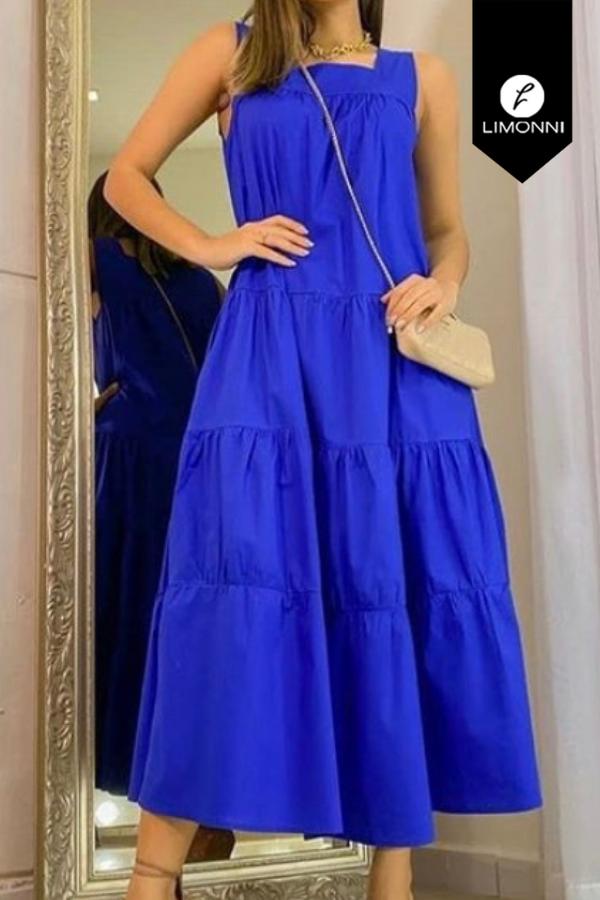 Vestidos para mujer Limonni Visionary LI8000 Maxidress