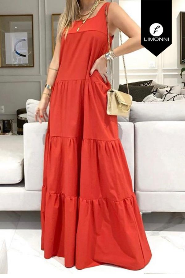 Vestidos para mujer Limonni Visionary LI8001 Maxidress