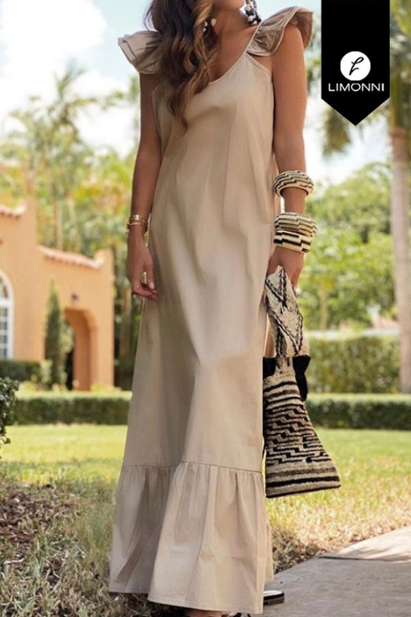 Vestidos para mujer Limonni Visionary LI8005 Maxidress