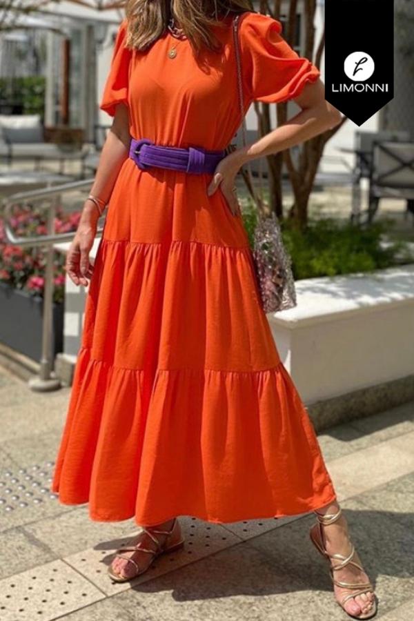 Vestidos para mujer Limonni Visionary LI8007 Maxidress
