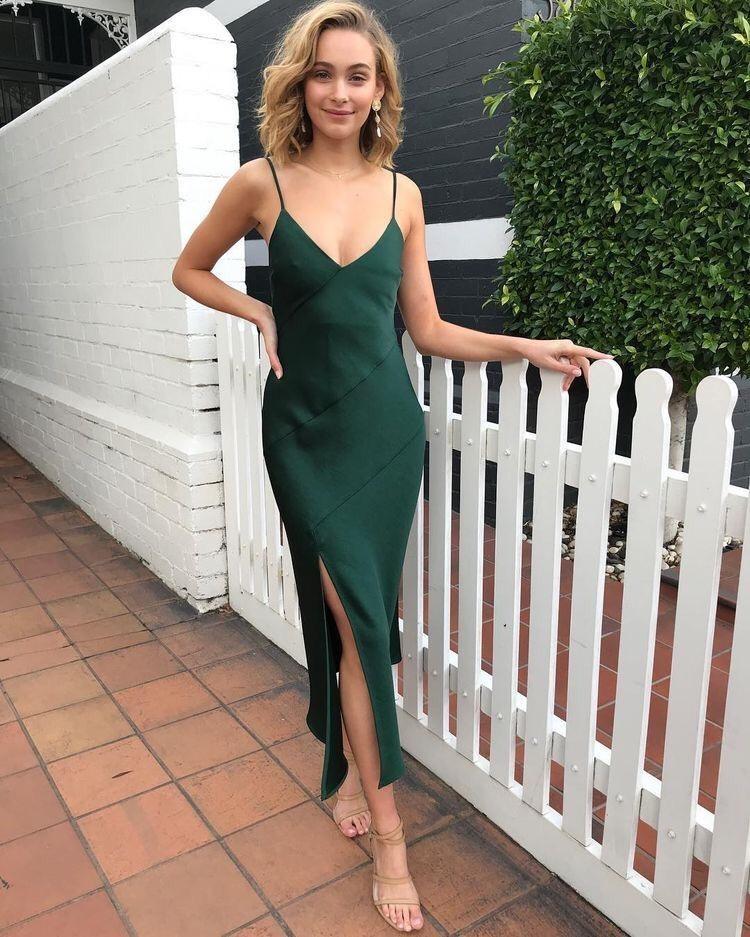Vestidos para mujer Limonni Visionary LI8022 Largos elegantes