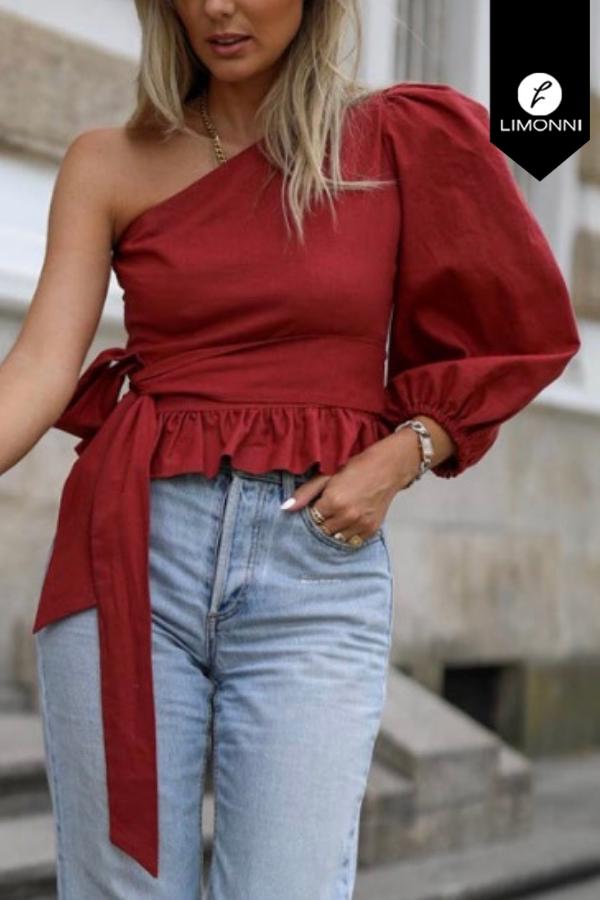 Blusas para mujer Limonni Visionary LI8023 Casuales