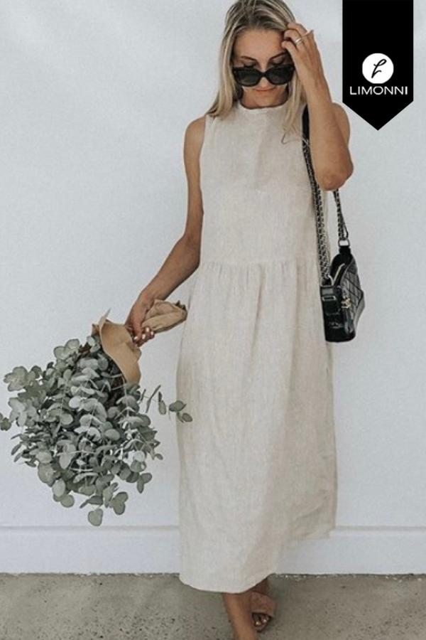 Vestidos para mujer Limonni Visionary LI8029 Cortos Casuales