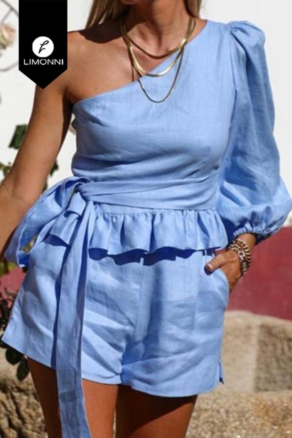 Blusas para mujer Limonni Visionary LI8030 Casuales