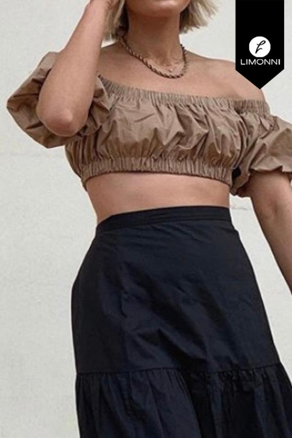 Blusas para mujer Limonni Visionary LI8032 Tops