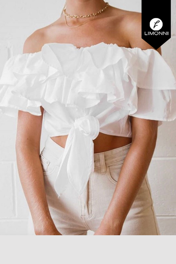 Blusas para mujer Limonni Visionary LI8036 Tops