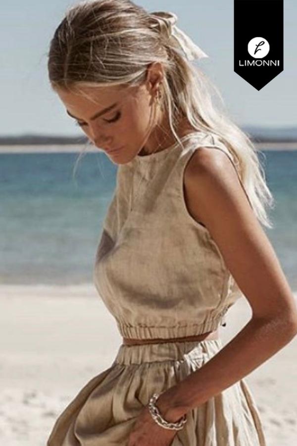 Blusas para mujer Limonni Visionary LI8042 Tops