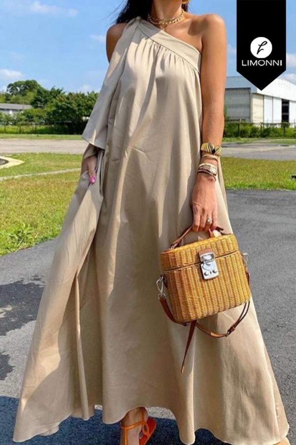 Vestidos para mujer Limonni Visionary LI8051 Maxidress