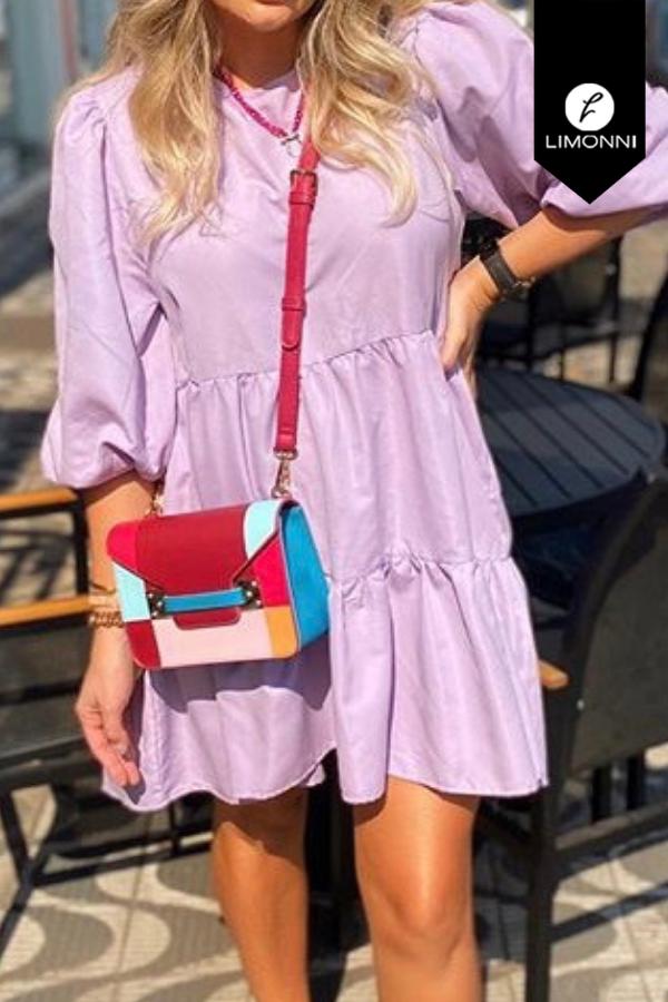 Vestidos para mujer Limonni Visionary LI8053 Cortos Casuales