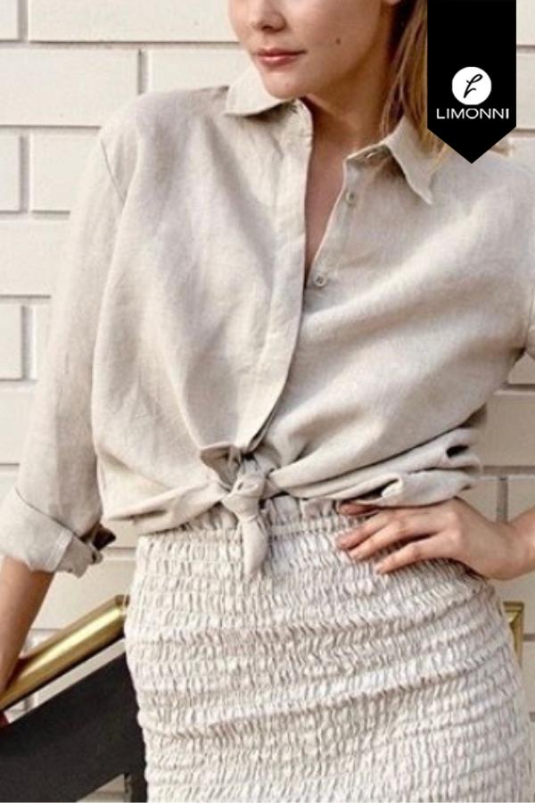Blusas para mujer Limonni Visionary LI8054 Camiseras
