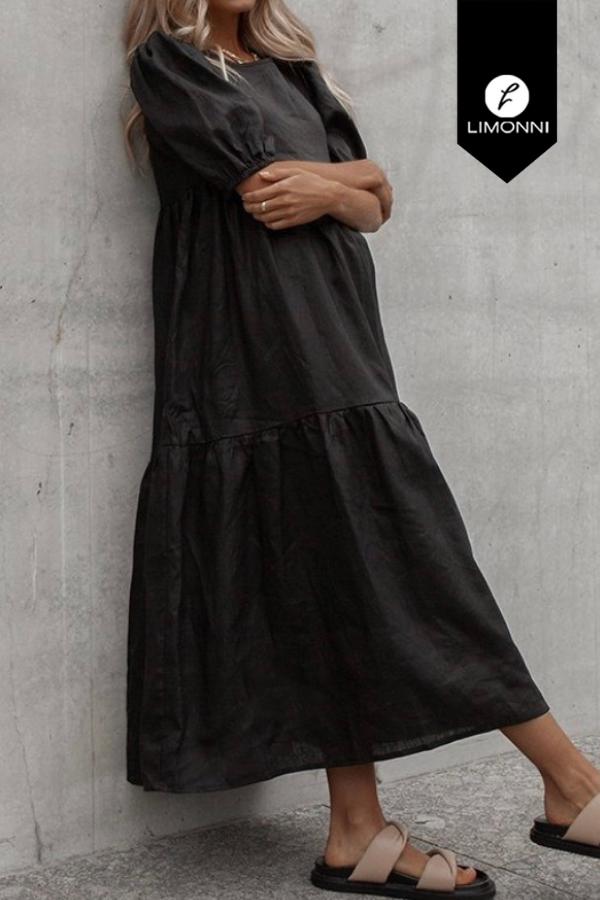Vestidos para mujer Limonni Visionary LI8056 Maxidress