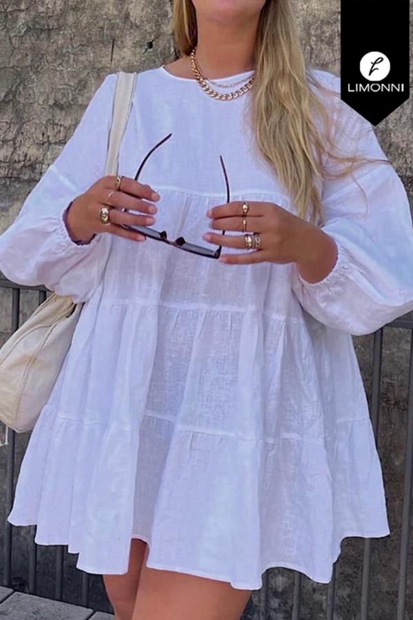 Vestidos para mujer Limonni Visionary LI8057 Cortos Casuales