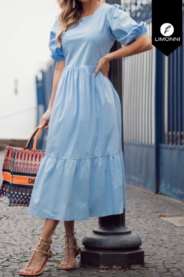 Vestidos para mujer Limonni Visionary LI8059 Maxidress