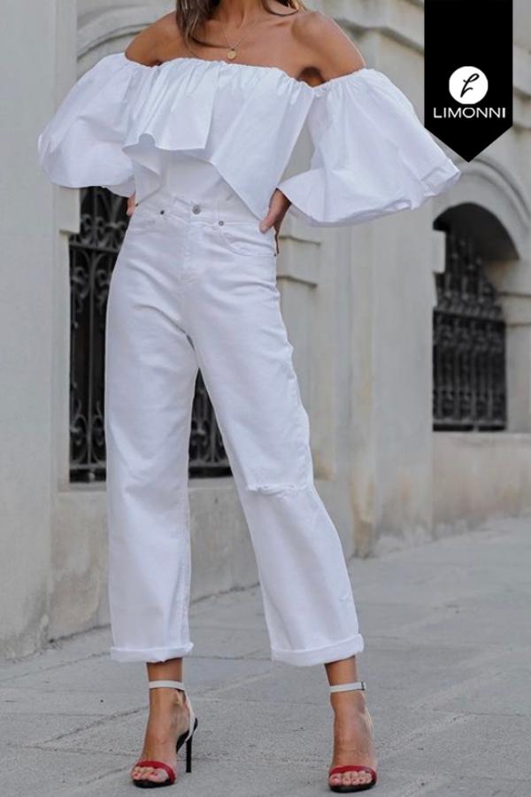 Blusas para mujer Limonni Visionary LI8060 Campesinas