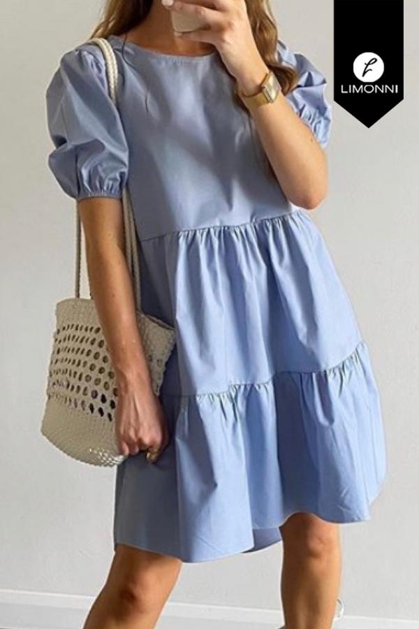 Vestidos para mujer Limonni Visionary LI8087 Cortos Casuales
