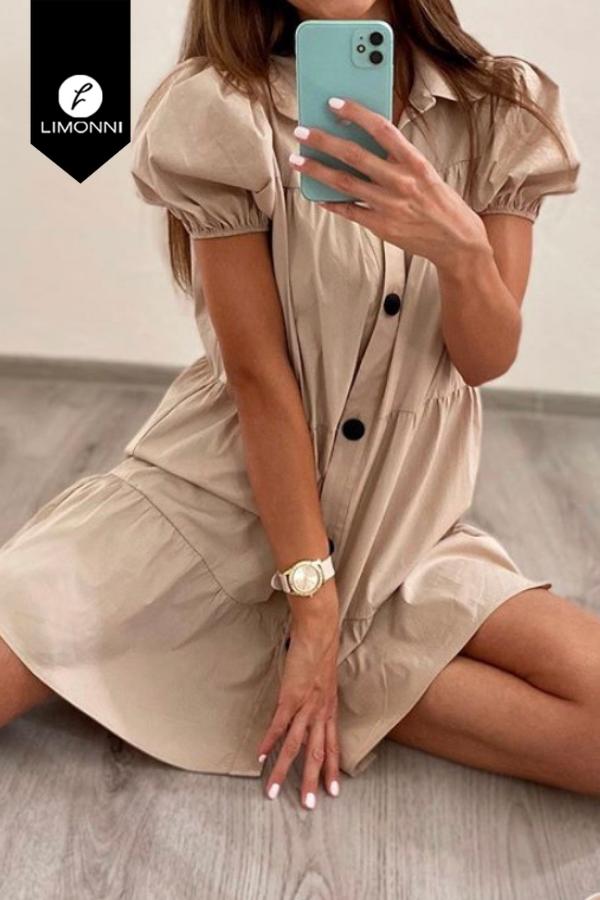 Vestidos para mujer Limonni Visionary LI8107 Cortos Casuales