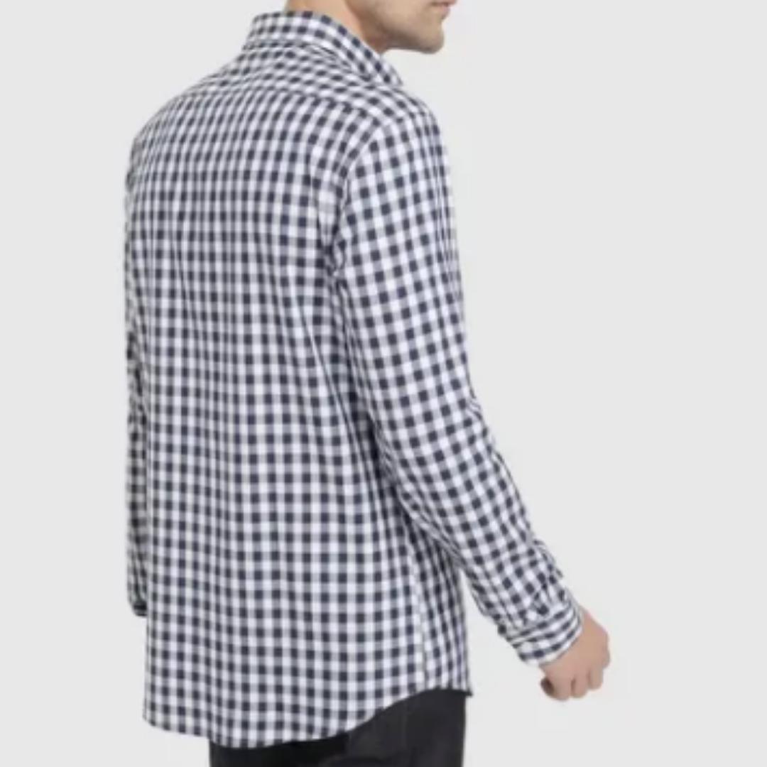 Camisas para hombre Limonni Novalee LI8152 manga larga