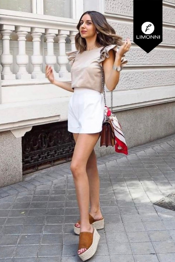 Blusas para mujer Limonni Visionary LI8155 Tops