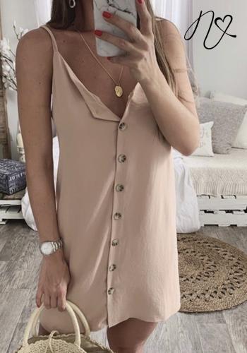 Vestidos para mujer Niccola Niccola NI125 Cortos Casuales