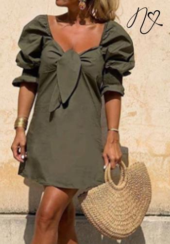 Vestidos para mujer Niccola Niccola NI129 Cortos Casuales