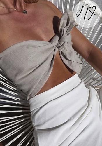 Blusas para mujer Niccola Niccola NI146 Tops