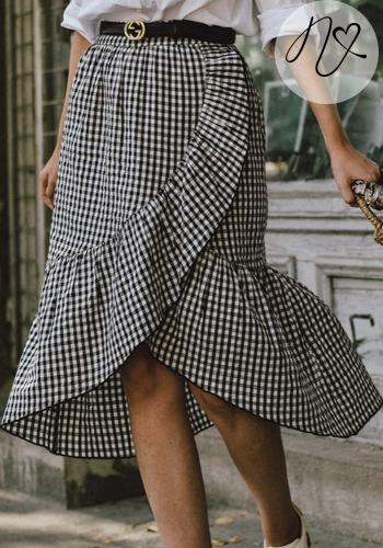 Faldas para mujer Niccola Niccola NI158 Cortos Casuales
