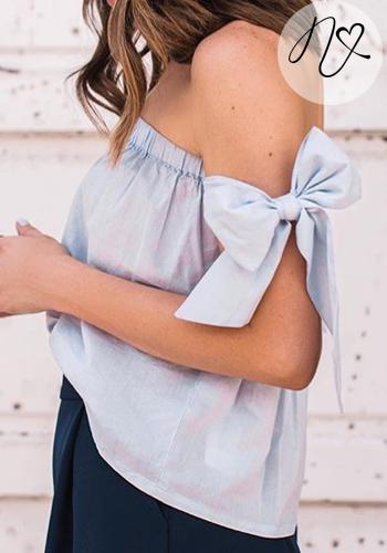 Blusas para mujer Niccola Niccola NI180 Casuales