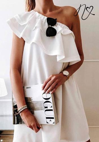 Vestidos para mujer Niccola Niccola NI186 Cortos elegantes